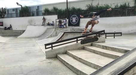 Jafeth Calderón gana séptima fecha del Campeonato Nacional del Skateboarding