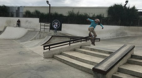 Primer campeonato de skateboarding solo para mujeres