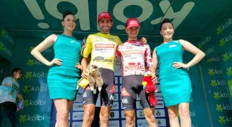 La Vuelta a Costa Rica llega a Cartago con Daniel Bonilla y Sebastián Moya como líderes