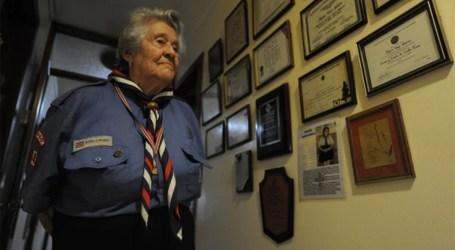 Fallece Digna Vega, pionera de los Guías y Scouts en Cartago