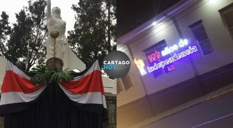 Así se celebrará la independencia en el cantón de Oreamuno