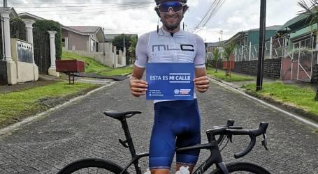 """Campaña """"Esta es mi Calle"""" abogará por los derechos de los ciclistas y peatones"""