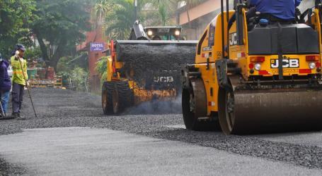 Municipalidad de Oreamuno crea microempresa para arreglar calles cantonales