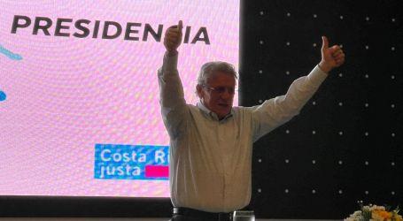 Partido de Rolando Araya escogió a sus candidatos a diputado en Cartago