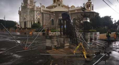 Actividades en la Basílica de los Ángeles se suspenden hasta nuevo aviso