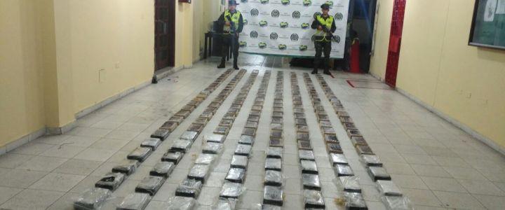 Arremetida contra organizaciones narcotraficantes a nivel nacional