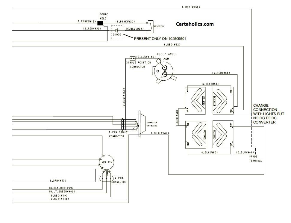 Wiring Diagram Club Car Electric