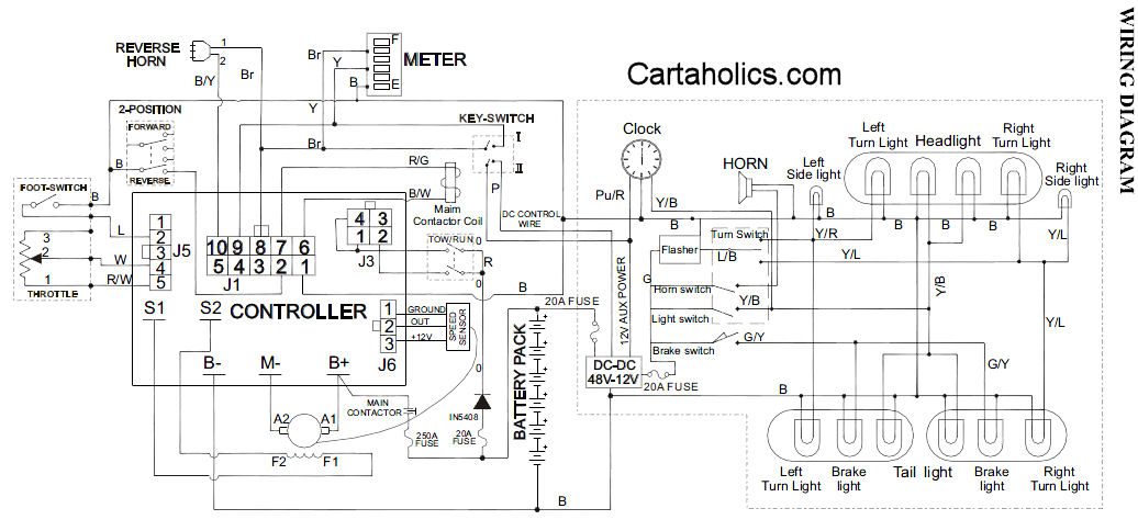 ezgo battery wiring diagram 2008 silverado stereo fairplay golf cart 2009 | cartaholics forum