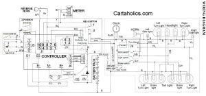 Fairplay Golf Cart Wiring Diagram 2009 | Cartaholics Golf