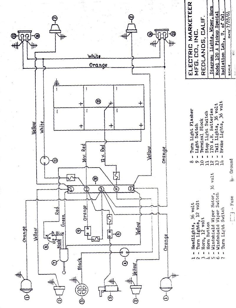 melex gas golf cart wiring diagram forward reverse single phase motor great installation of 36 volt 212 third level rh 17 19 13 jacobwinterstein com