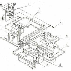 Golf Cart Wiring Diagram Ez Go Fox Skull Melex - Resistor Models 152, 252 | Cartaholics Forum
