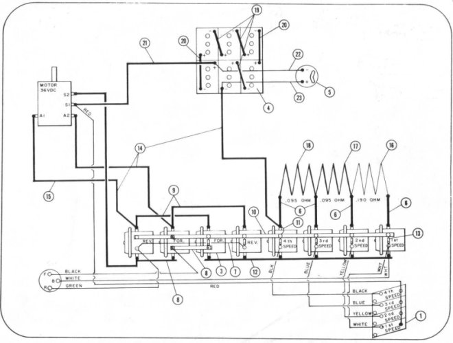 Wiring Diagram: 31 Golf Cart Solenoid Wiring Diagram