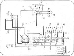Pargo Golf Cart Wiring Diagram  8 Solenoids | Cartaholics