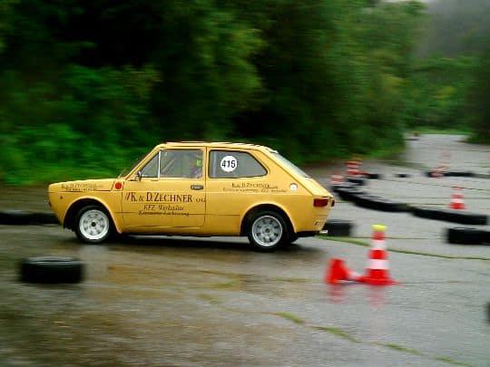 LÖSCHNIG Ferdinand, Fiat 127