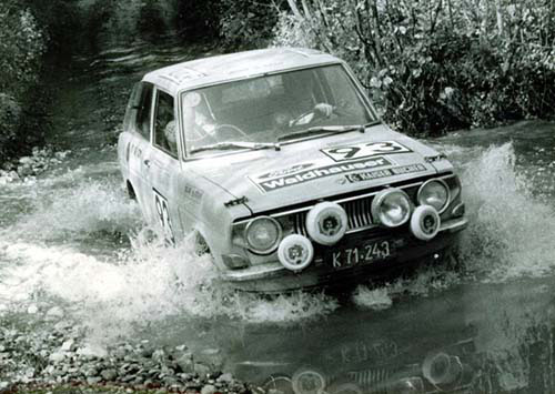 1977 Karawanken Classic Rallye 002