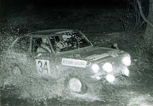 1981 Karawanken Classic Rallye 001