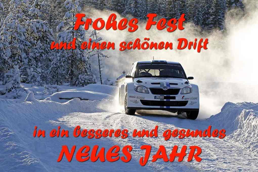 CAR Team Ferlach, Weihnachtswünsche 2020, Frohes Fest und einen schönen Drift in ein besseres und gesundes NEUES JAHR