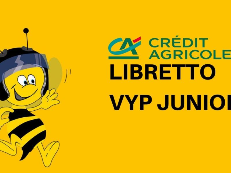 LIBRETTO VYP JUNIOR crédit agricole