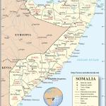 Map Somalia Country Map Somalia
