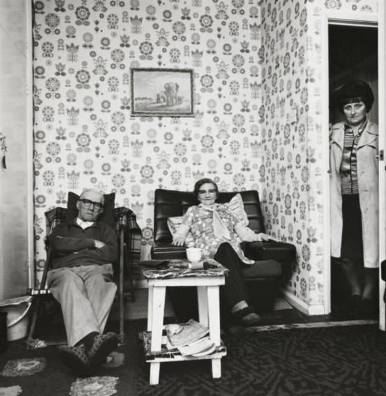 Jean Barron with Parents (Byker) 1980, printed 2012 Sirkka-Liisa Konttinen born 1948 Purchased 2015 http://www.tate.org.uk/art/work/P81244