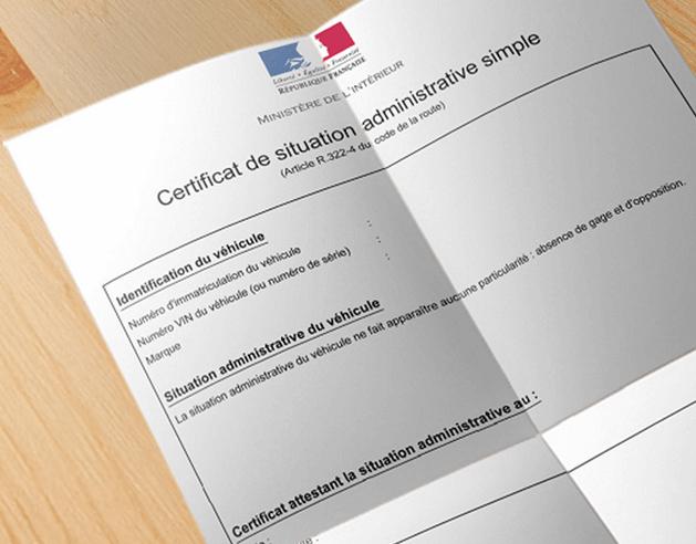 Certificat De Non Gage à Quoi Sert Il Et Comment Lobtenir