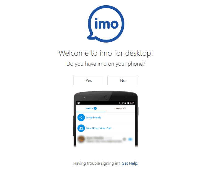 IMO For PC Download for Windows 10, 8, 7 (2020) FREE