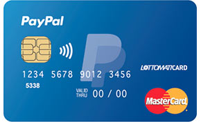 Carta prepagata Prepagata PayPal