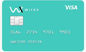 Carta prepagata Wirex