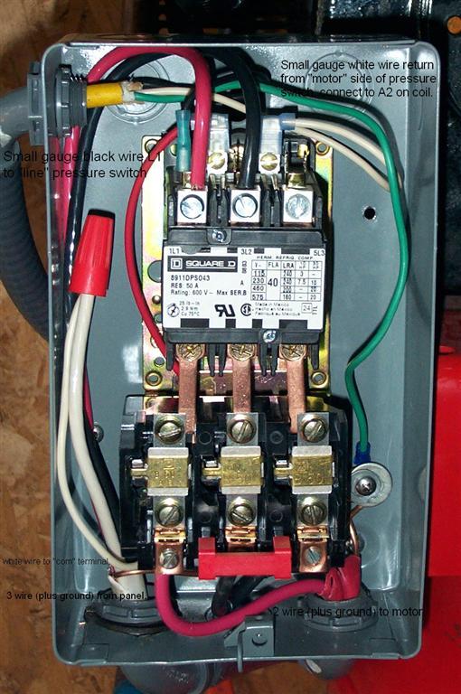 ge lighting contactor wiring diagram chrysler 300 eaton motor starter - impremedia.net