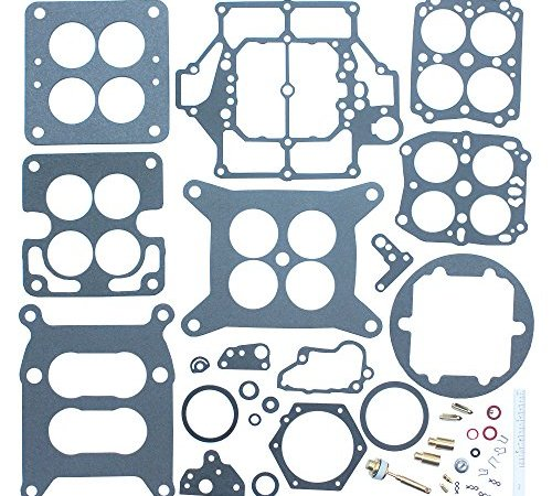 KIPA Carburetor Rebuild kit For 50'S 60'S Carter WCFB 4 Barrel