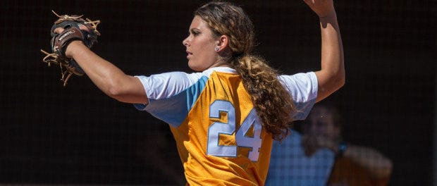 Aldrete Named NFCA Co-Freshman Of Year