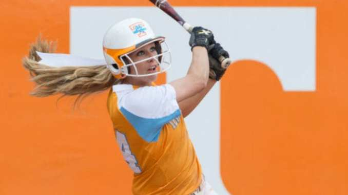 Tennessee Lady Vol softball