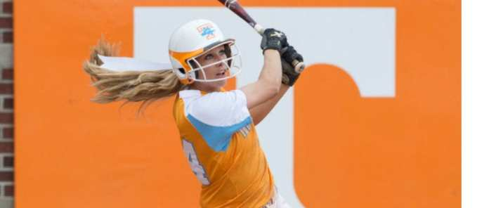 Tennessee Lady Vol softball