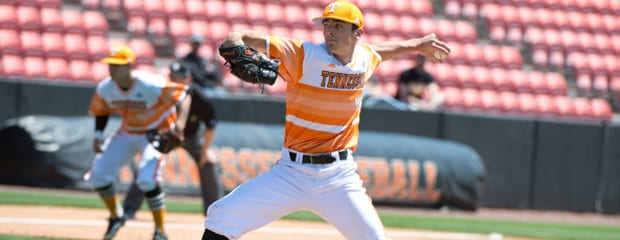 Tennessee baseball takes series over Kentucky