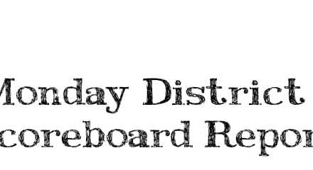 Monday District 1 Roundup