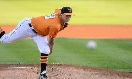 Vols baseball edged by MSU in 10 innings