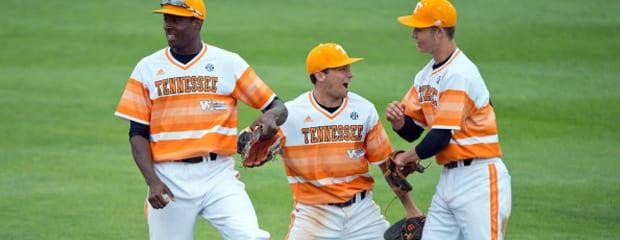 Tennessee baseball headed to SEC Tournament