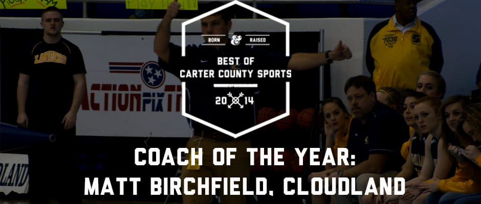 Best of CCS Coach of the Year