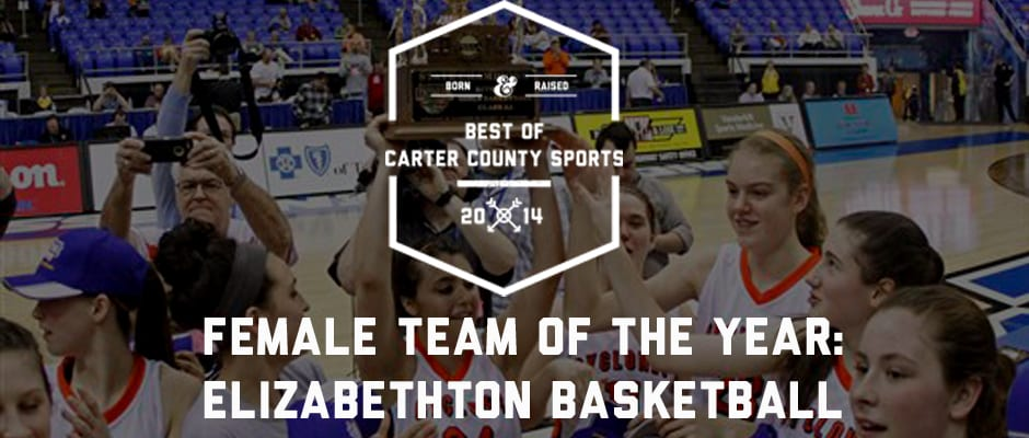 Best of Carter County Sports: Female Team of the Year