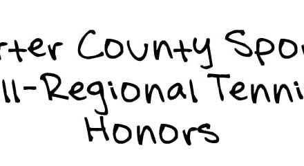East Tennessee All-Regional Tennis Honors