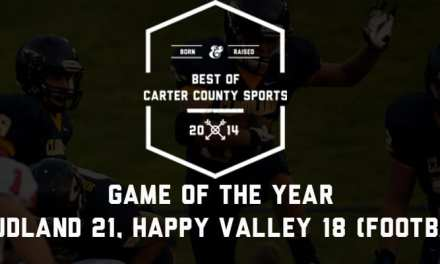 Best of Carter County Sports: Game of the Year