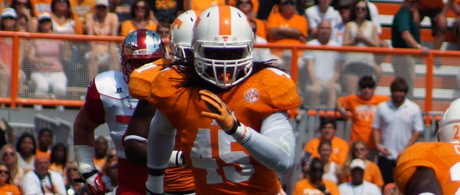 Vol football wraps up fall camp