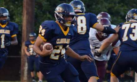 Cloudland upended at North Greene
