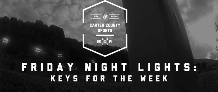 Week 10 Keys for Carter County