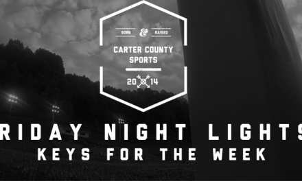 Week 10 Keys for Carter County