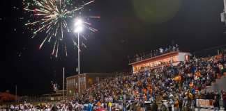 Dave Rider Field - Elizabethton football