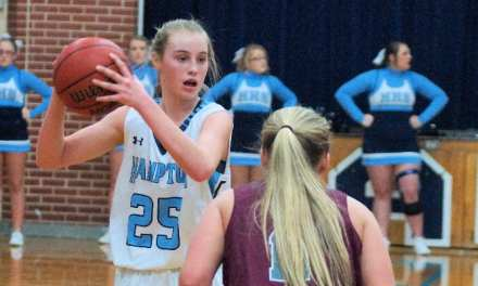 Lady Bulldogs come up short in region title game