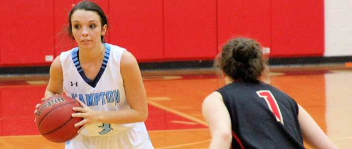 Hampton girls fall to Daniel Boone