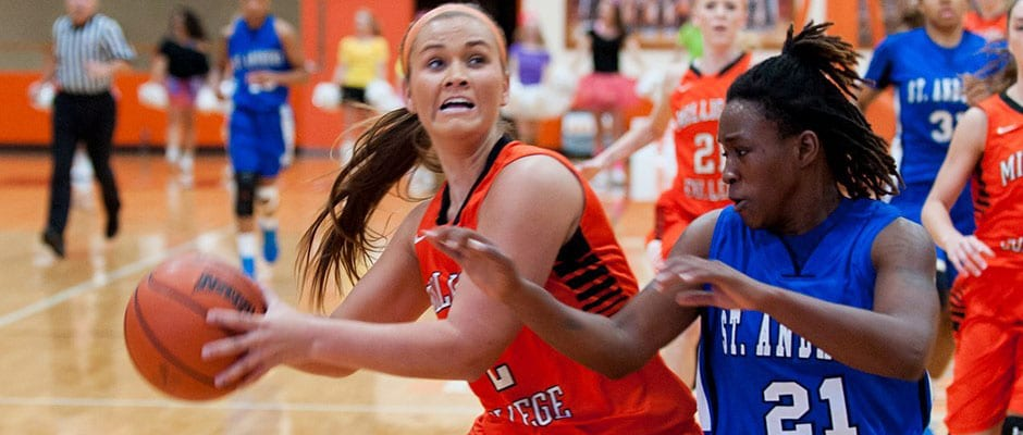 Milligan women dispatch Montreat