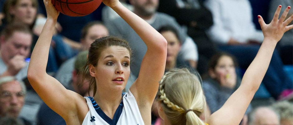 Lady Bulldogs run past Cloudland